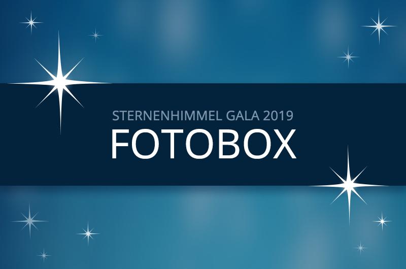 Tiroler Sternenhimmel Gala 2019 Fotobox